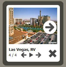 javascript mouse position Overlay Buttons On Images Mouseover Colorbox