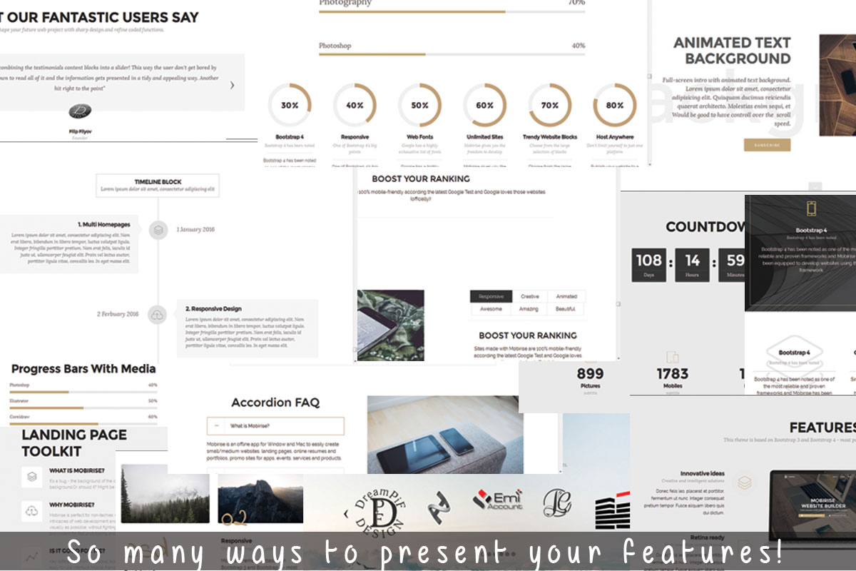 Free Responsive Web Site Builder