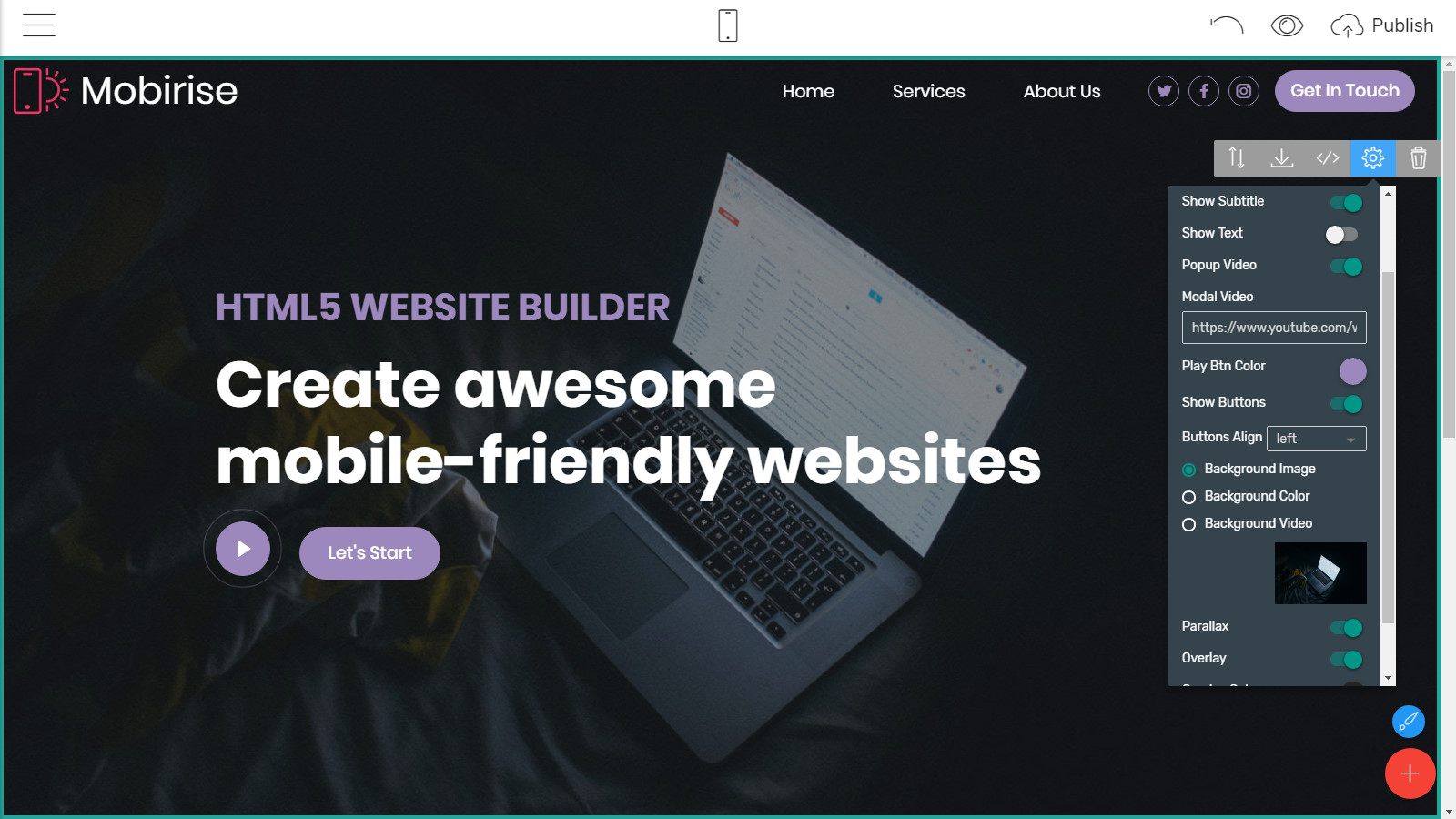 free site layouts